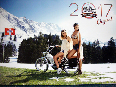Mofa Kalender Original