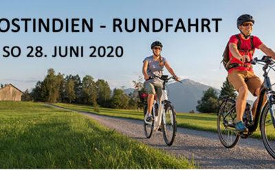 KILOMETER-CHAMPIONS & MOSTINDIEN – RUNDFAHRT 2020